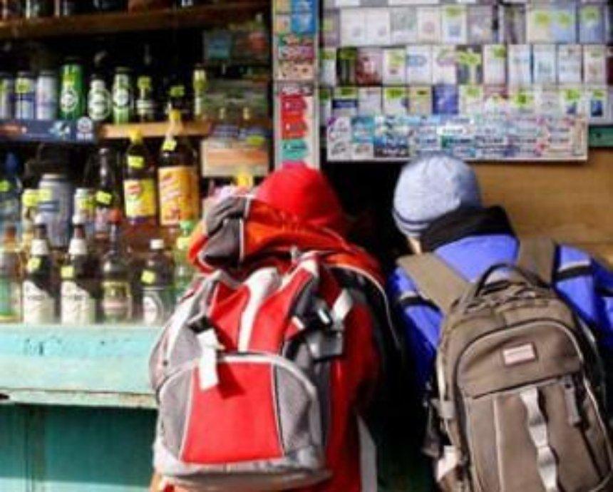 Киевсовет хочет запретить МАФам торговать пивом и чипсами