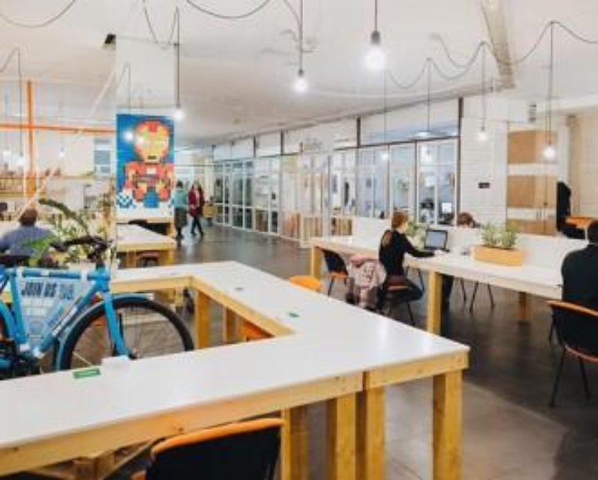 Восемь креативных инкубаторов (хабов) Киева