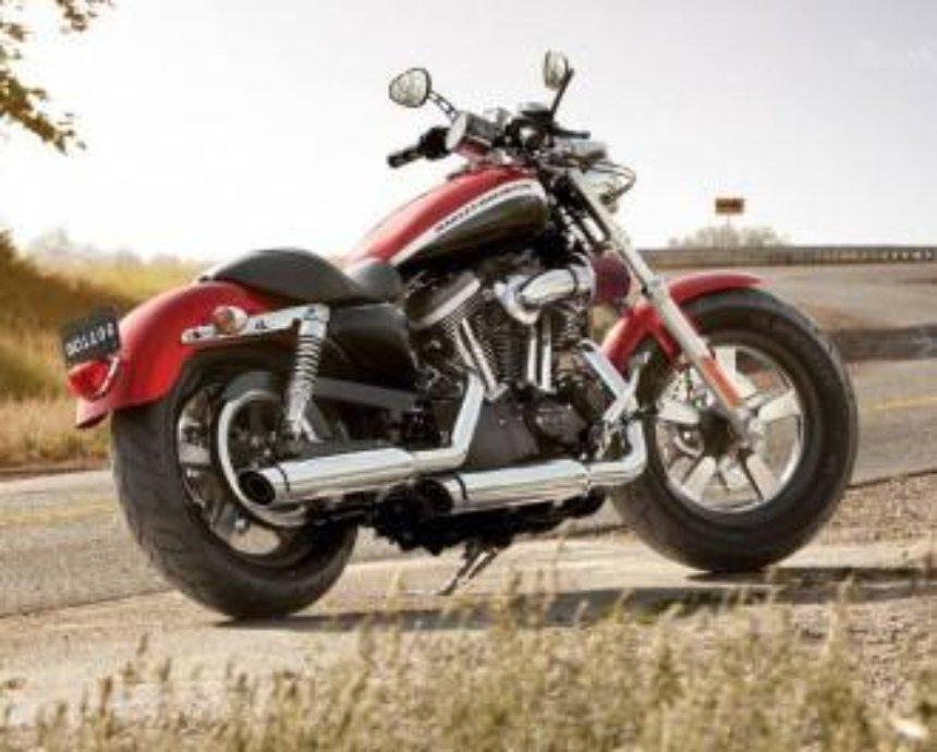 Глава СБУ задекларировал Harley Davidson
