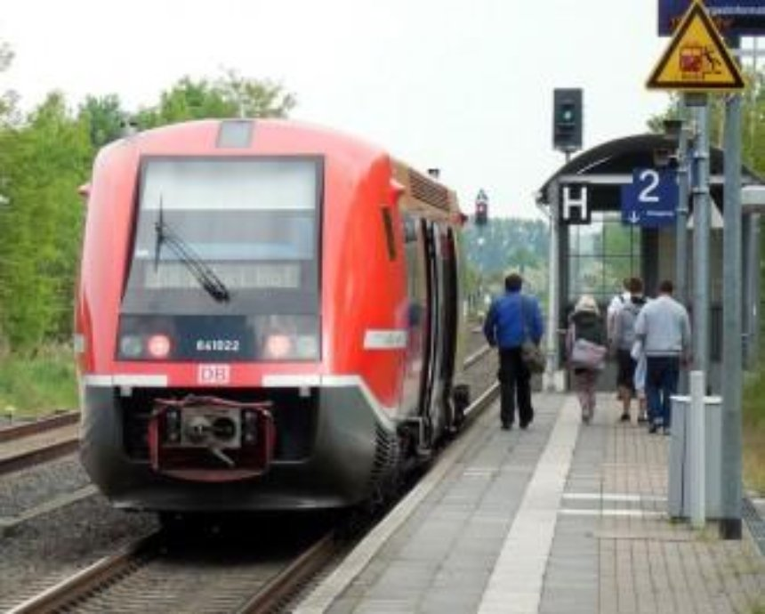 Из столицы запустят скоростной поезд в Берлин