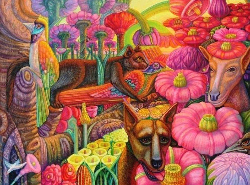 """Наївне мистецтво: у """"Мистецькому арсеналі"""" відбудеться масштабна виставка (фото)"""