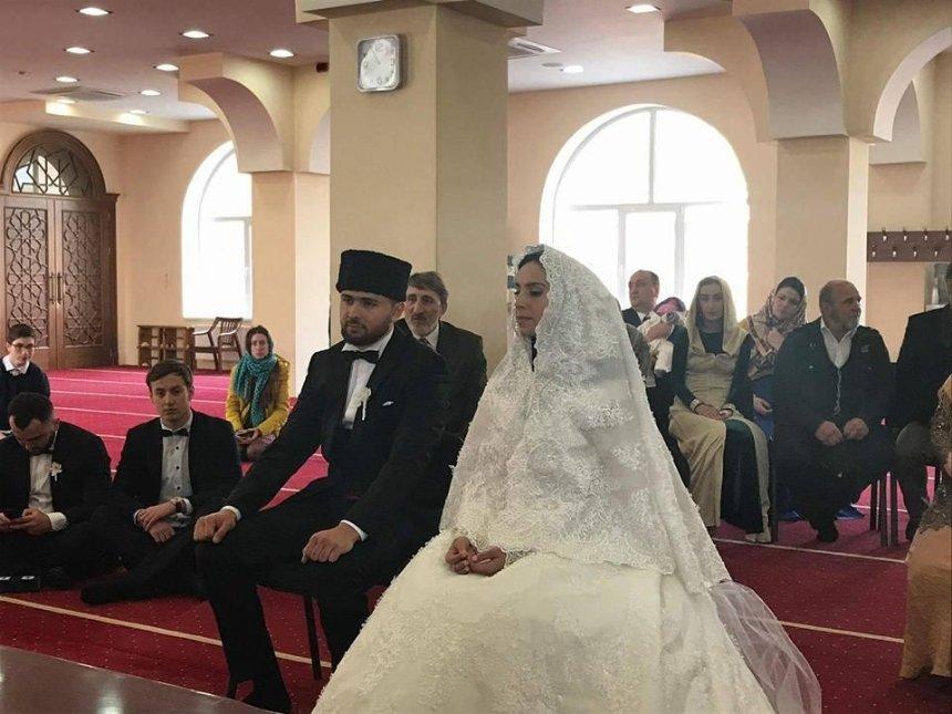 Джамала сыграла в Киеве мусульманскую свадьбу (фото)