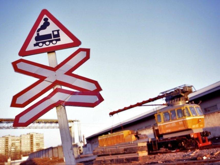 В столице закроют железнодорожный переезд на проспекте Науки