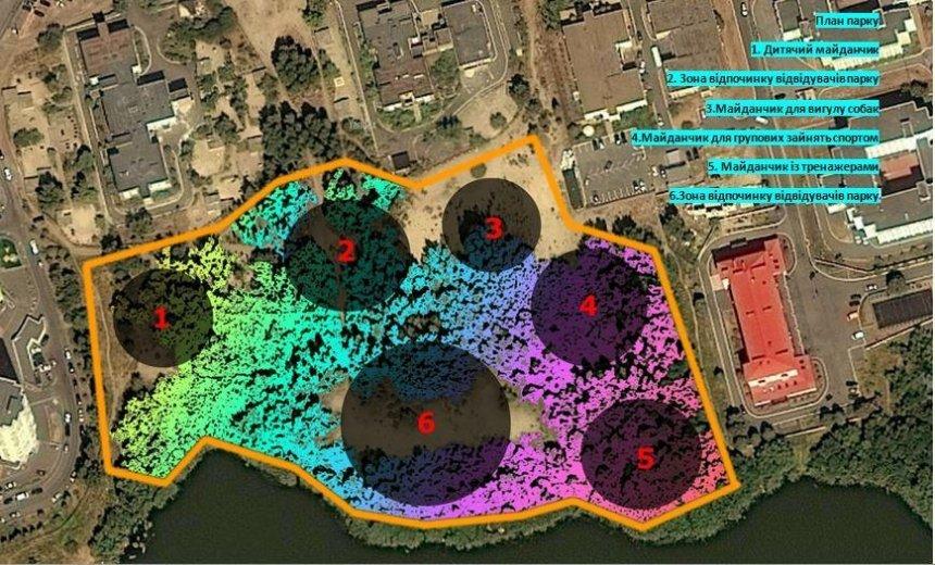 В столиці з'явиться перший фітнес-парк (фото)