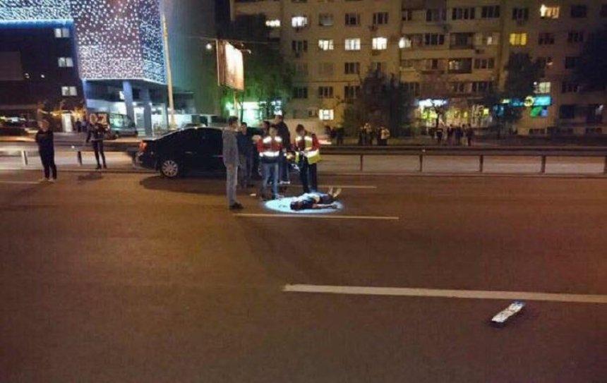 На проспекте Победы сбили человека (фото)