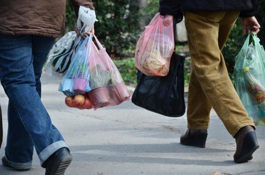 В Києві обмежать використання поліетиленових пакетів