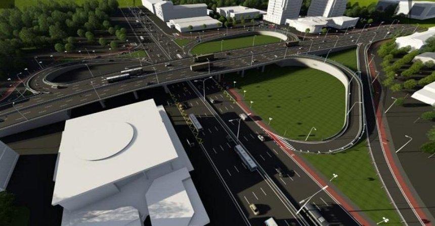 Чекайте заторів: скоро розпочнеться підготовка до реконструкції Шулявського шляхопроводу (схеми об'їзду)
