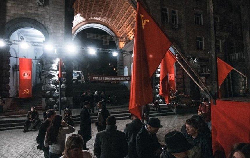 В Киеве начались съемки фильма про Василия Стуса (фото)
