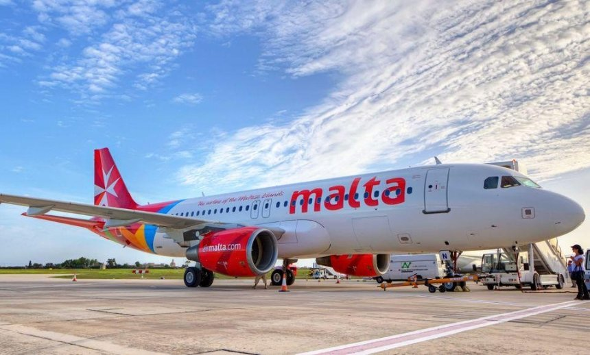 Летом запустят прямые рейсы из Киева на Мальту