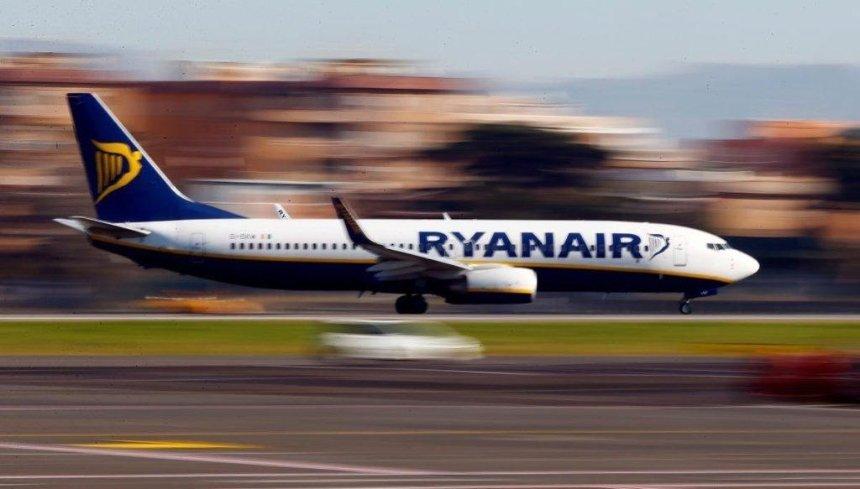 Ryanair изменил расписание рейсов из«Борисполя»