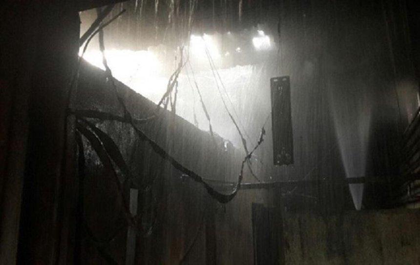 В Киевском зоопарке произошел пожар (фото)