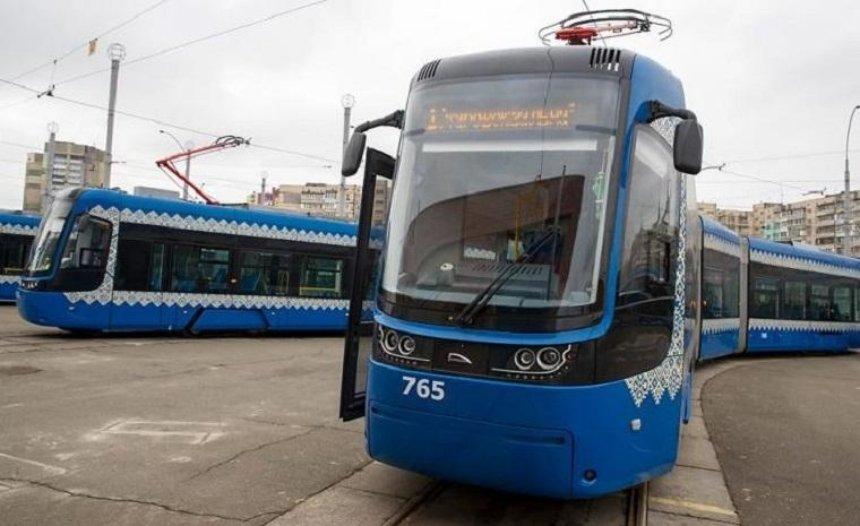 Столичные чиновники блокируют продление скоростного трамвая в центр города