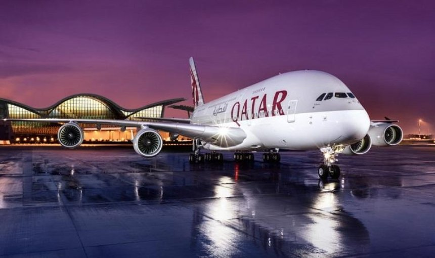 В Киеве началась распродажа авиабилетов на рейсы Qatar Airways