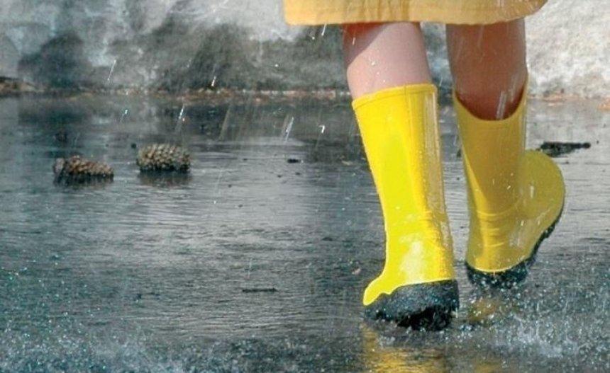 На столицу надвигаются дожди