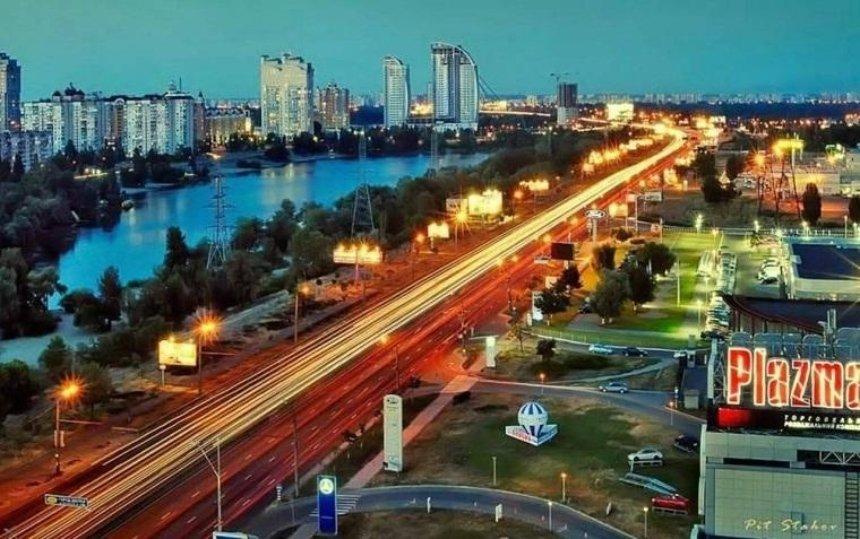 В Киеве капитально отремонтируют проспект Степана Бандеры