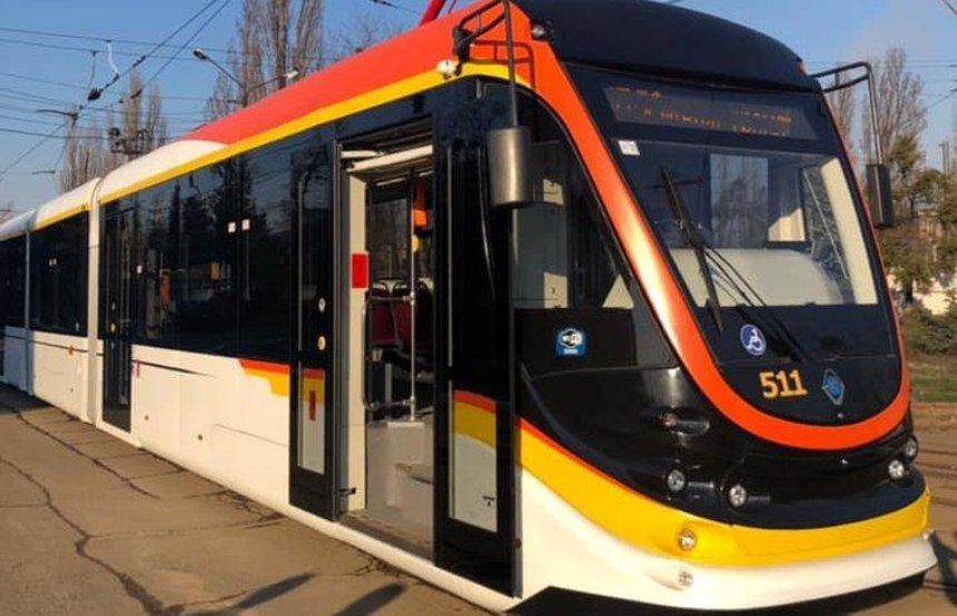 На Троещине будут ездить новые трамваи (фото)