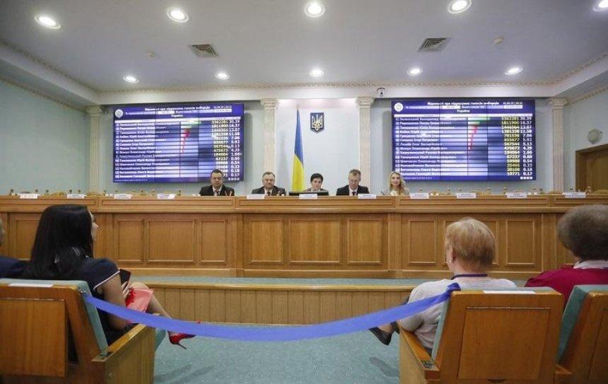 ЦИК подвел официальные итоги первого тура президентских выборов