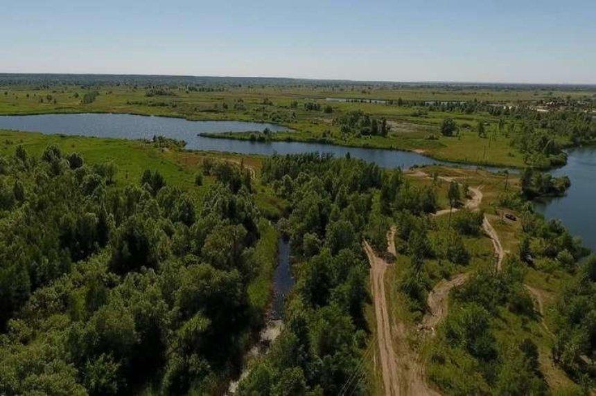 В Дарницькому районі буде ландшафтний заказник «Осокорківські луки»