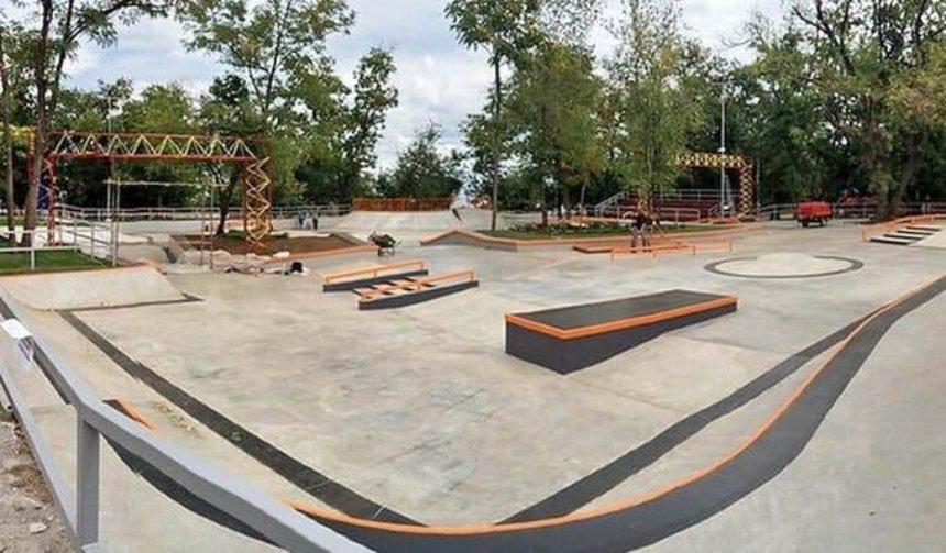 В Деснянском районе хотят построить самый большой в Украине скейт-парк