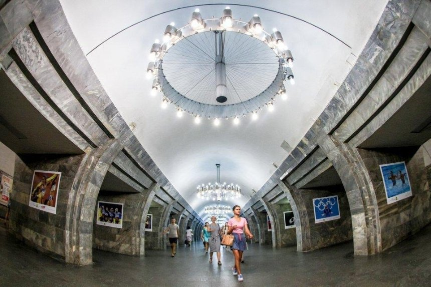 Станции метро «Олимпийская», «Дворец спорта» и «Площадь Льва Толстого» закрыли (обновлено)