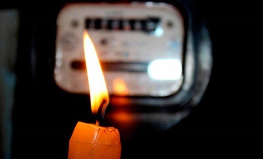 В столице отключат от электричества более 100 жилых домов (адреса)