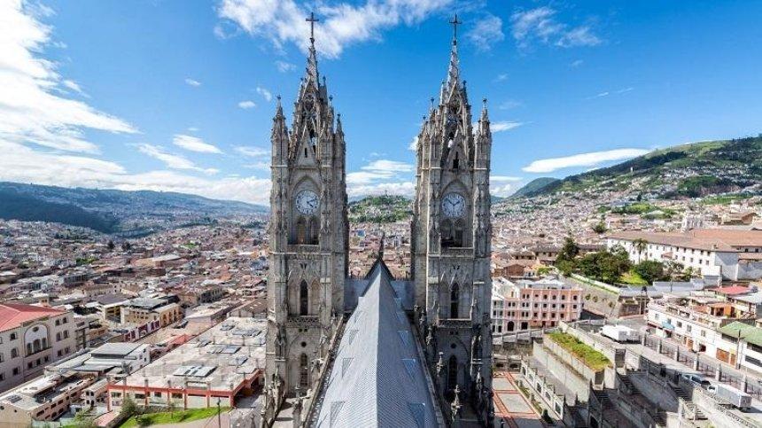 Українці зможуть відвідувати Еквадор без віз