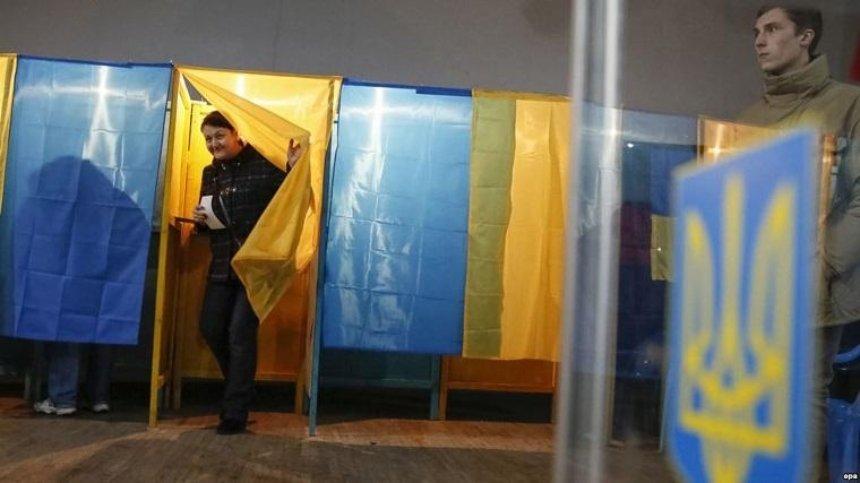 Как проголосовал Киев во втором туре выборов президента Украины