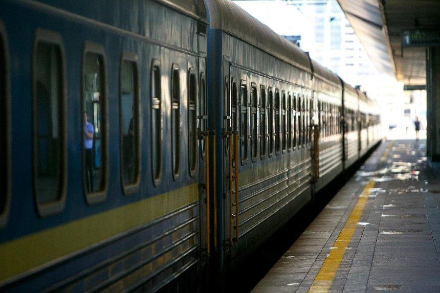 Пограничный контроль в поезде Киев-Варшава перенесен на станцию Киев-Пассажирский