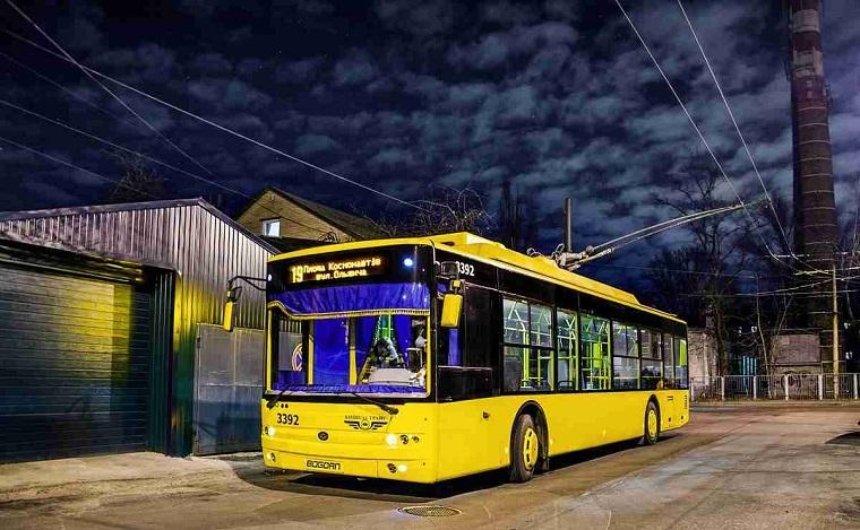 На Пасху изменится работа столичного общественного транспорта