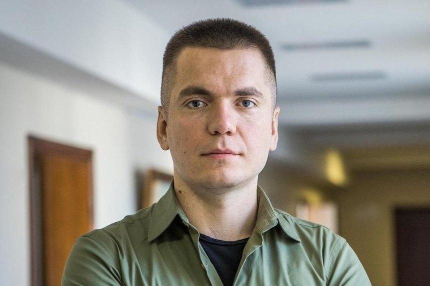 Виталий Дейнега ушел с поста руководителя фонда «Повернись живим»