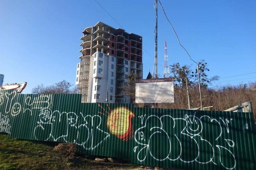 В Киеве запретили строительство скандального «дома Билозир» на Подоле