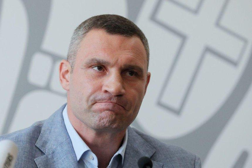Кличко уволил своего зама Слончака из-за нападения на патрульного