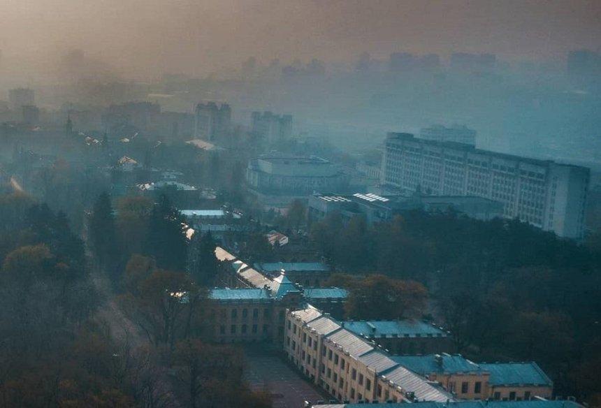 Кличко объяснил, почему в Киеве «опасный» уровень загрязнения воздуха