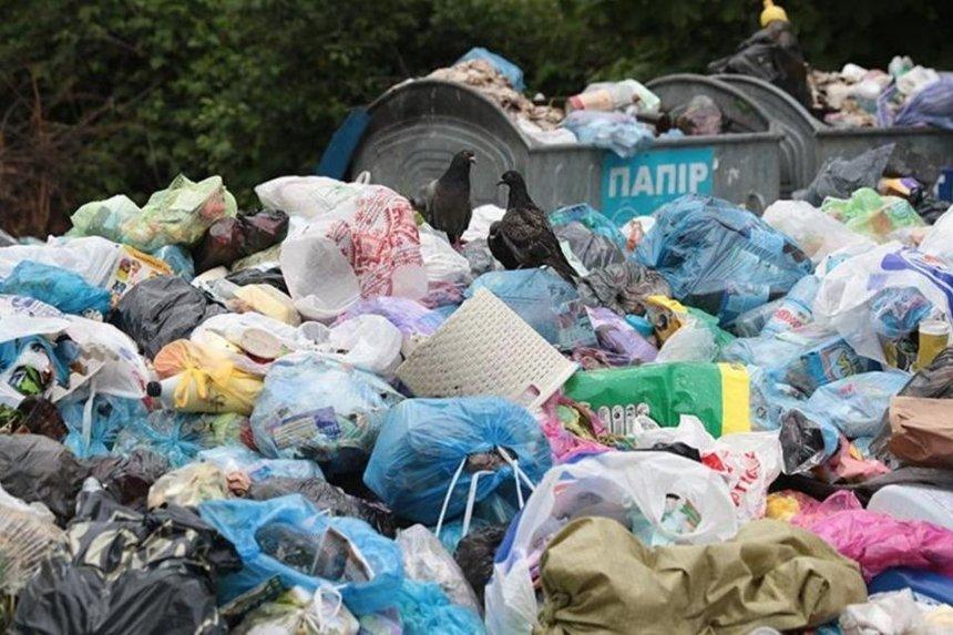 В Шевченковском районе выявили незаконную свалку — убыток от нее оценили в 31 млн грн