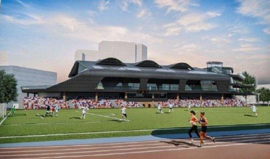 В КГГА утвердили реконструкцию стадиона «Старт»: каким он будет
