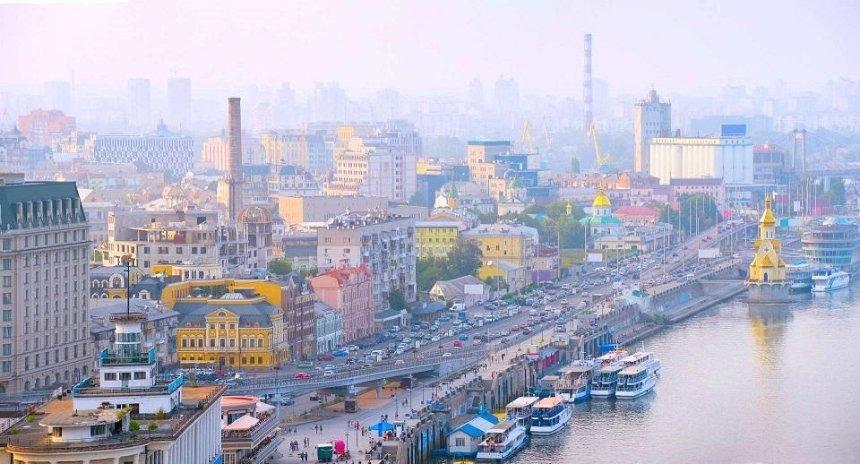 В столице улучшилось качество воздуха