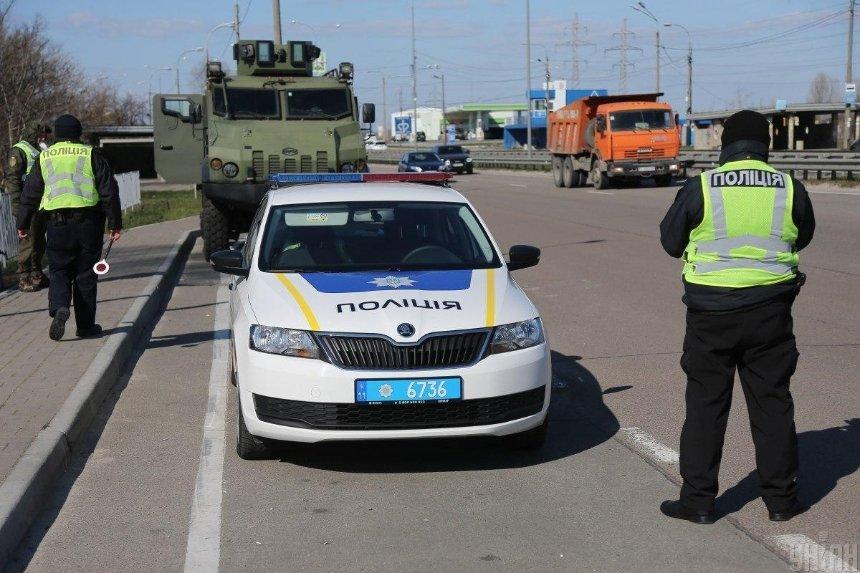 На въездах в Киев усилят контроль, а кладбища закроют