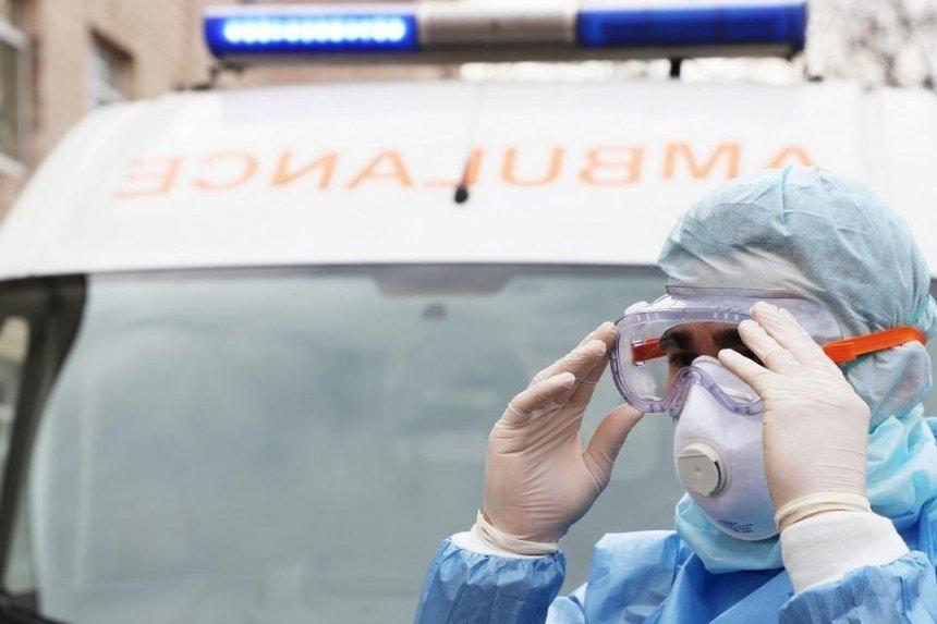В студенческом общежитии под Киевом зафиксировали вспышку коронавируса
