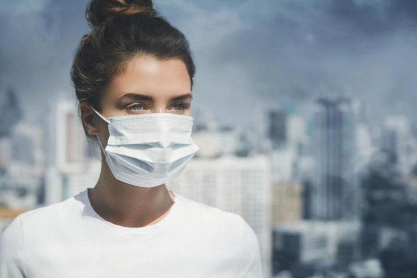 В Киеве снова «опасный» уровень загрязнения воздуха