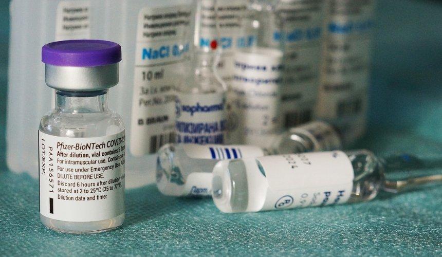 Украина должна получить почти 1млн доз вакцины Pfizer,— Степанов