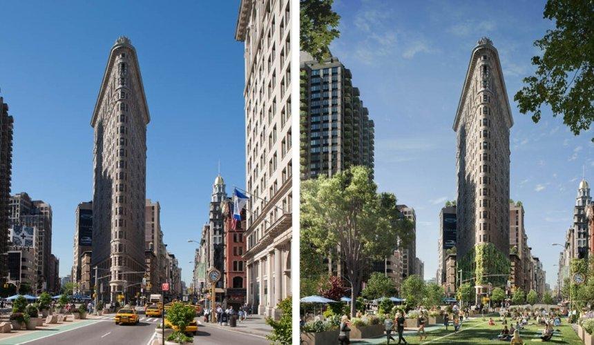 Дизайнеры показали, как могут выглядеть города-оазисы