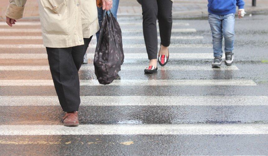 На Почтовой площади расширяют пешеходный переход