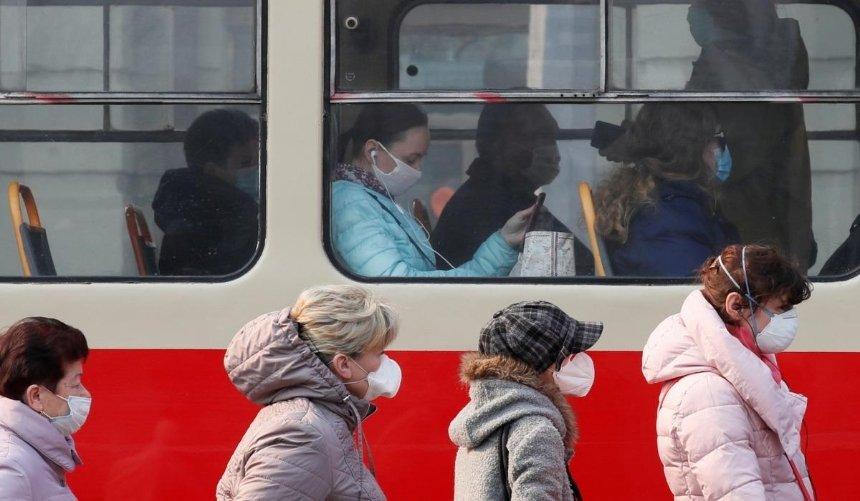 Локдаун вКиеве: как получить спецпропуск для проезда вобщественном транспорте