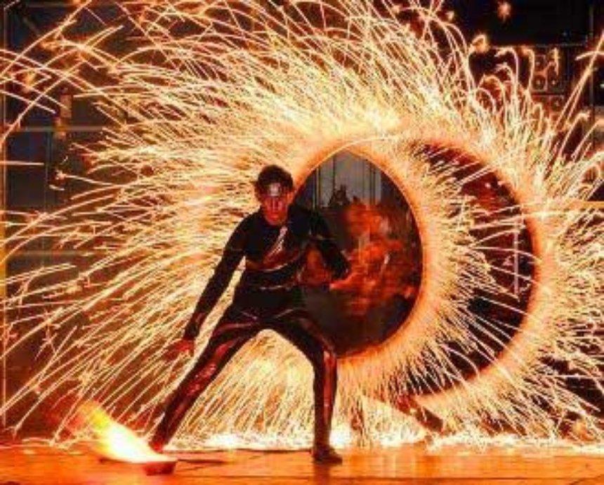 Киевский фестиваль огня: розыгрыш билетов (завершен)