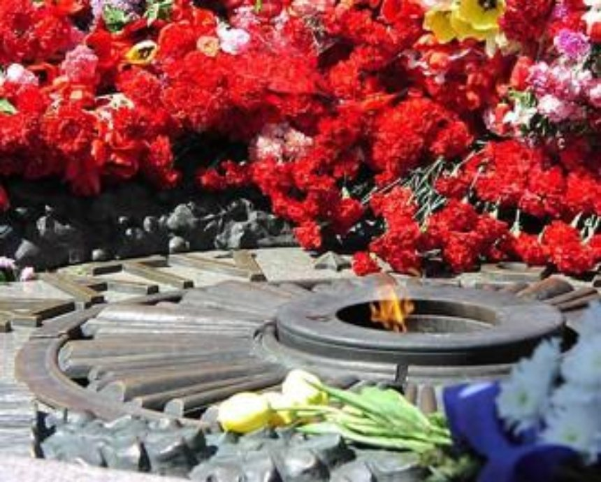 Под Киевом нашли останки неизвестного солдата