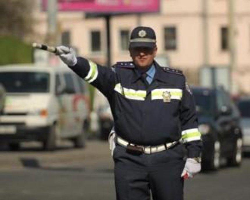 В центре Киева ограничат движение 8 и 9 мая