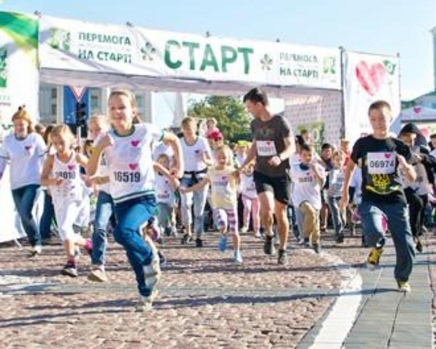 """Киевские малыши посоревнуются в """"Пробеге в ходунках"""""""