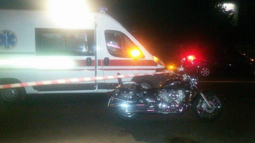 Убийство мотоциклиста: стрелок сам сдался полиции
