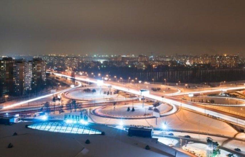В Киеве ограничат движение на съездах с Одесского путепровода