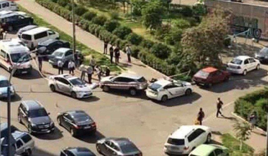 Убийство в Киеве: неизвестные расстреляли мужчину
